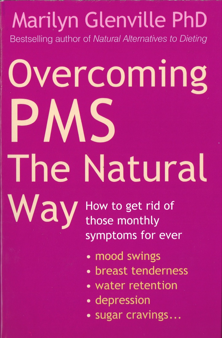Overcoming PMS the Natural Way Book