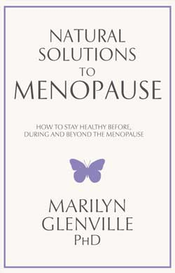 Natural Solutions to Menopause Book