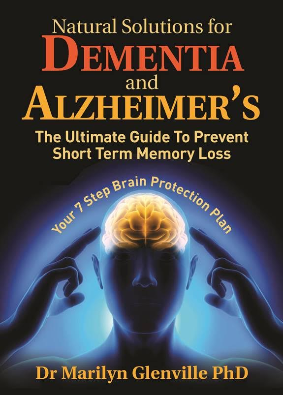 Natural Solutions for Dementia and Alzheimer's Book