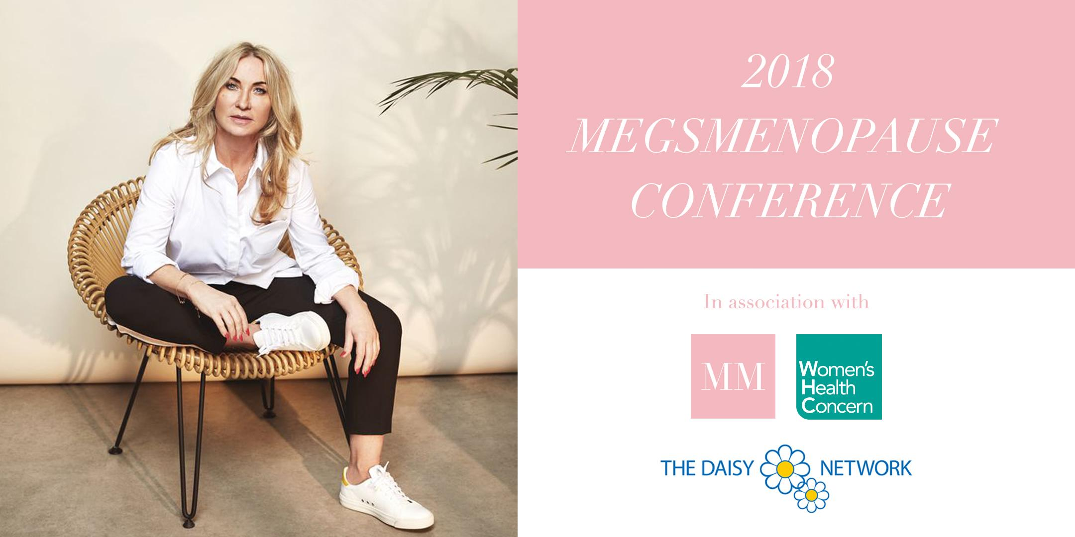 Meg's Menopause Conference